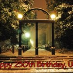 Happy 230th Birthday, #UGA. The nations first state chartered university of public higher education. #GoDawgs http://t.co/yIcPKo9prA
