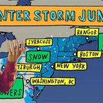 """Six songs called """"Juno"""" (to get you through winter storm Juno) http://t.co/mjf2nPuhAP http://t.co/h0VmGIXpa6"""