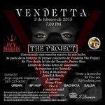 Evento @IvyQueenDiva @ #VendettaTheProject (Centro De Bellas Artes, Guaynabo) (3 De Febrero) http://t.co/GIKUias7HN | http://t.co/beZWL3TezL