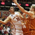 BIG Monday: No. 19 Texas vs. No. 15 Iowa State on ESPN at 8 p.m. CT » http://t.co/3CDRPwVaaE #HookEm #Cyclones http://t.co/4zvMwWAh5B