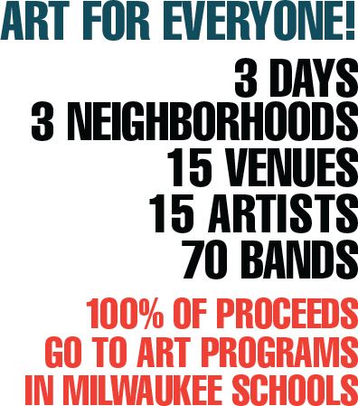 #arteparatodos Don't miss this amazing art/music 3 day concert series! http://t.co/0aa2uAuG8S http://t.co/eHz5R7ZjXl