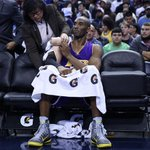 Full Kobe Bryant injury update press release from Lakers PR: http://t.co/c3KSkJ4GnK http://t.co/mbrh7tH5Vy