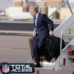 COMING UP... What was yesterdays arrival in Phoenix like for the @Seahawks?? #SuperBowlLive http://t.co/NU9E7kBCk6