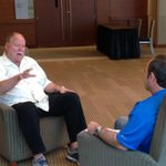 The Big Show, Mike Holmgren, joins @paulsilvi throughout the night on @KING5Seattle #Seahawks #SB49 http://t.co/g7mhdhAwfl