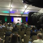 Day 2. Pete Carroll up and at it again answering questions. @komonews #Seahawks @KOMO4Sports http://t.co/hX0bXWcVdi
