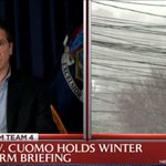 #BREAKING: Gov. Cuomo orders all cars of roads in 13 counties starting at 11p http://t.co/YEG2EmY2Nv #blizzardof2015 http://t.co/5vajYRBqwQ
