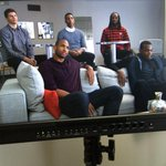 The starting five of the @ATLHawks sits down for an interview to air on @Sportscenter this week. http://t.co/8g1mN7gKYk
