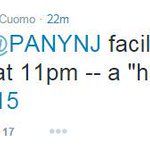 .@NYGovCuomo announces complete shut down of NYC subway system at 11pm tonight http://t.co/fG9oKLBvaB