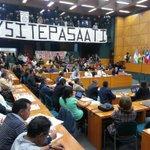 Presentes en la reunión con la @OITAmericas #YSiTePasaATi no nos vamos a rendir @bettycarrillo35 @mashirafael http://t.co/mVnE9x8B3X
