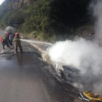 Accidente Rumbo Nuevo via @santiagommtz @bomberosvic #cdvictoria #Tamaulipas @puntorojo120 @vigilantehuaste http://t.co/b6gWAAjHLZ