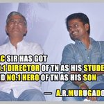 @ARMurugadoss about IlayaThalapathy and Director Shankar http://t.co/pH1fGEaD6G