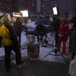 We're on the air. @ScottPelley is live from the streets of snowy NYC. Thanks for being with us! #CBSEveningNews http://t.co/ILpN6PPPXD