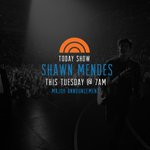 Tweet me with what you think #ShawnsAnnouncement is tomorrow on @TodayShow and Ill follow some of the best guesses ! http://t.co/JF346iYFkP