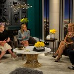 My cheeks hurt from laughing so hard during @e_FashionPolice!! Be sure to tune in tonight at 9/8c only on E!!! http://t.co/0axppj1XBb