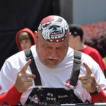 """Prayers for Mike """"Big Dawg"""" woods. The well-known UGA fan suffered a massive heart attack:   http://t.co/HGreNBsmpg http://t.co/8fBHGanFW1"""