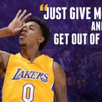 Nick Young has a simple solution for the Kobe-less Lakers. http://t.co/C0T29mYiu6 http://t.co/lhungRZSkM
