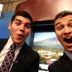 @XavierNAZToday and I are anchoring @naztoday! Tune in at 6! #Flagstaff #mainanchor http://t.co/PXr1NfYo5b