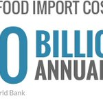 7 of 10 people in Sub-Saharan Africa are farmers, yet Africa has to import food to survive: http://t.co/EWsyLl4ERk http://t.co/rKYsLeizCb