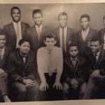 My pops with his students in Owerri, Nigeria in 63 http://t.co/NgNoJ04LOj