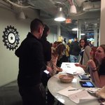 "OH @CapitalFactory @SXSW Meetup: ""If you want to do #sxsw, you have to wait in the lines!"" http://t.co/eTRYmgEkd7"