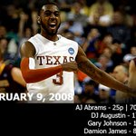 Its gameday! In 2008, @TexasMBB beat Iowa State at Hilton Coliseum 71-65 in overtime. #beatIowaState #hookem http://t.co/4yldXcwGUL