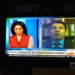 Corrupción en Panamá le da la vuelta al mundo. Tema de discusión en @CNNEE http://t.co/NY7KUvlkpa