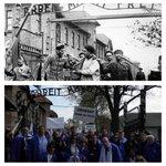 27 de enero de 1945. A 70 años de la liberacion de Aushwitz. #NuncaMas http://t.co/ozirsI0RAl