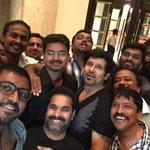 #Vijay #Vikram #Selfie from #I success Party http://t.co/kINj22So89