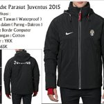 #PROMO #PREORDER WATERPROOF Hoodie Juventus 2015 | SMS: 087824845033 PIN 25B7D2E4 @Santaniello_OF http://t.co/nuP2k5Zv2r
