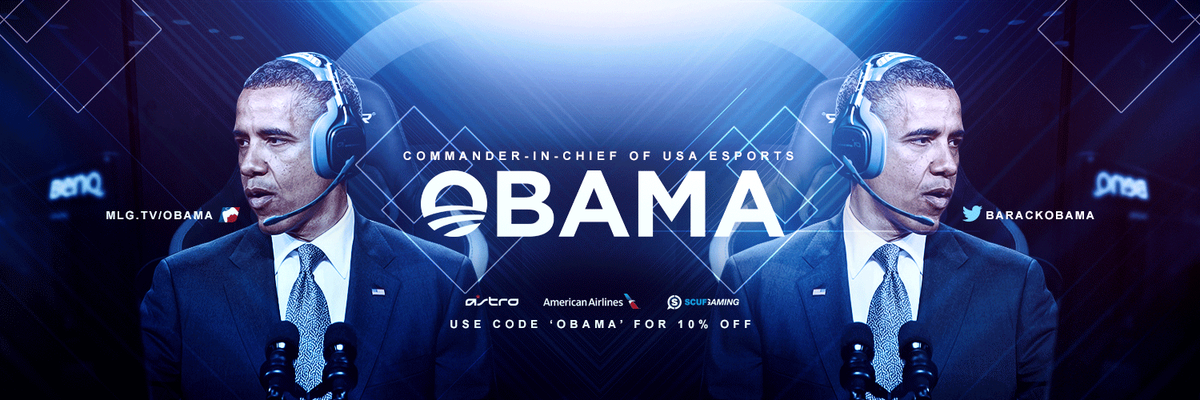 Twitter Header for my dude @BarackObama , RT/Favs appreciated probably my best piece yet #original hope he uses it!!! http://t.co/uLeg7hmzFp