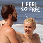 #MileyCyrus plays amongst the waves with #PatrickSchwarzenegger TOPLESS! http://t.co/WCiBJ5nN2Q http://t.co/RocKorH9NF