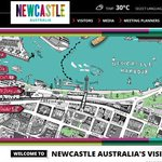 New Visit #Newcastle website provides comprehensive visitor resource #tourism #newy http://t.co/IPV9PEZLij http://t.co/6Lm90nMEC0