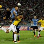 GALERÍA DE FOTOS: Uruguay y Brasil igualaron sin goles https://t.co/22ZZpmPS9E (fotos de @sorgin_uy) http://t.co/mEcLetTXET