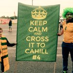 This banner first appeared in Melbourne and its been at all our games! #AUSvUAE #SocceroosDay #GoSocceroos http://t.co/blLUQ4TQdm