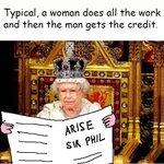 Royal comment on Prince Philips Australian Knighthood. #auspol http://t.co/E6DxqYJgIn