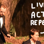 #TomCruise & #SimonPegg get very sneaky together on the set of Mission: Impossible 5! http://t.co/WymeLUkVzL