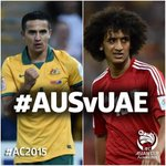 3 HOURS TO GO! Where are you watching the HUGE #AC2015 semi-final from? #AUSvUAE http://t.co/LgroQK0FeR