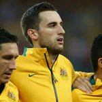Tonight should see the Return of the Matt! Good luck to Spira, Tomi, Ante and all the Socceroos! #WSW http://t.co/SCIMKYoHyr