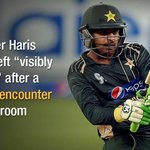 Pakistans Haris Sohail changes hotel room after supernatural encounter http://t.co/YLJBHD3MtQ http://t.co/xzZyAY9tKD