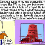 Its over. Its now impossible to satirise Tony Abbott @firstdogonmoon http://t.co/envzoWgi26 @GuardianAus #auspol http://t.co/woGAHmQXX8