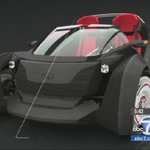 3-D printed car makes a stop at El Camino College in Torrance http://t.co/4M0wlr7QWY http://t.co/rO3sYgsl3n