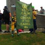 Love this sign #GoSocceroos @Tim_Cahill #AUSvUAE http://t.co/mmjdll6g9I