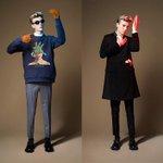アンダーカバー(UNDERCOVER) 2015-16年秋冬メンズコレクション 全ルック公開 http://t.co/BqeGFpaWaV http://t.co/2fjfziOMwK