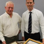 Weve reunited a man with priceless Gallipoli artefacts stolen from his Emerald business. http://t.co/iH4uwseBL1 http://t.co/EW78BMZS4o