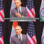 President Obama attempted a DDLJ reference this morning and it was adorable. http://t.co/UpP3aBnxU8