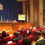 """Открытие научно-практической конференции """"Управление отходами"""" http://t.co/jHXPFwdmup"""