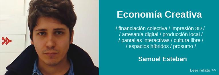 ¿Cómo será Zaragoza en 2034? Hablamos de Economía Creativa, Digital, Verde y Social #LAB2034 http://t.co/f8hMcmQ7f8 http://t.co/YJaplpso1K