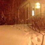 "26"" of snow in Norwich, CT @JimCantore @weatherchannel @NOAA #Juno #snow #snowpocalypse #ctwx http://t.co/qfLVNNRIry"