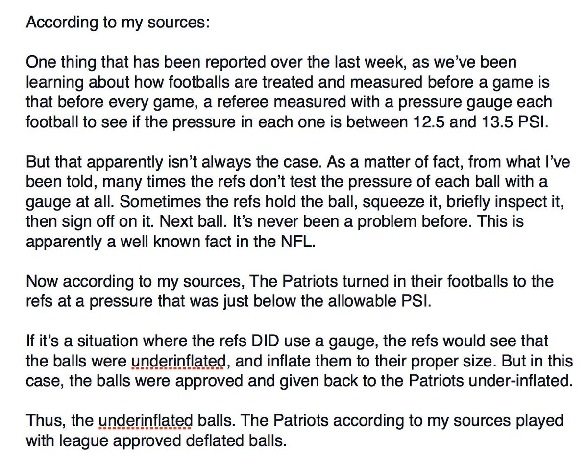 Here's what our sources told us what happened regarding the Patriots footballs at the AFC Championship. http://t.co/Hz0fgFgjoE
