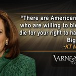 ICYMI @ktmcfarland had some choice words for Michael Moore after he criticized snipers. Watch: http://t.co/CnT9SdzHJW http://t.co/ay5rMRbuFZ